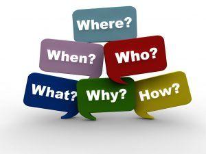 Target Market Questions